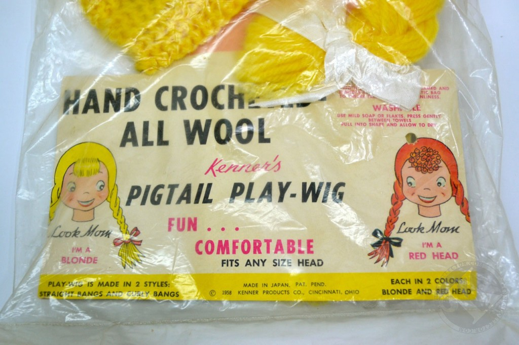 Kenner Pigtail Play-Wig