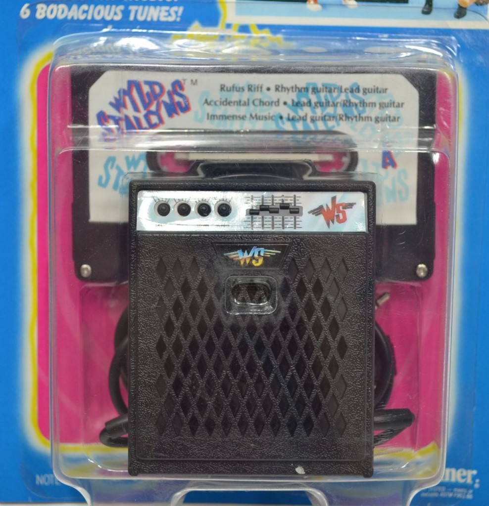 Kenner Bill & Ted's Excellent Adventure Speaker & Tape Prototype