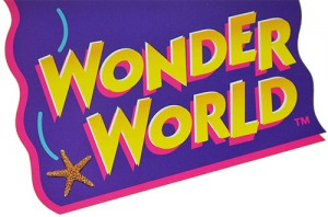 Kenner Wonder World Logo