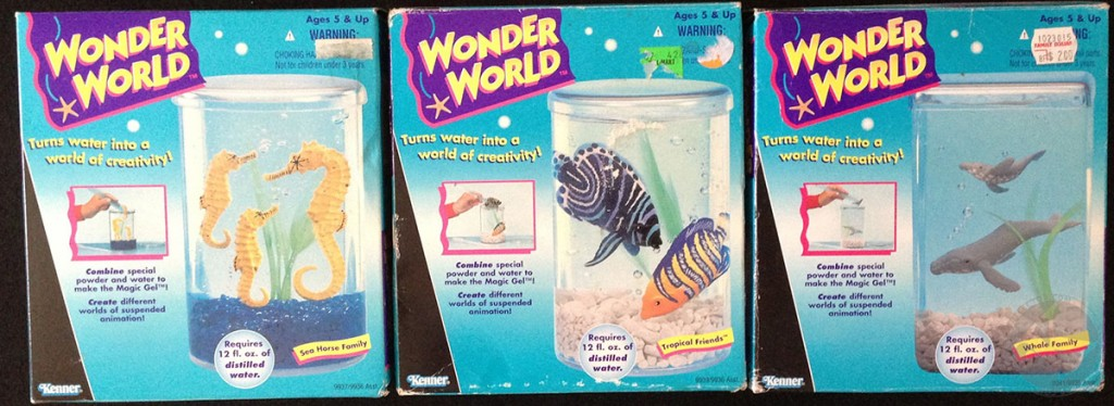 KennerCollector Water World