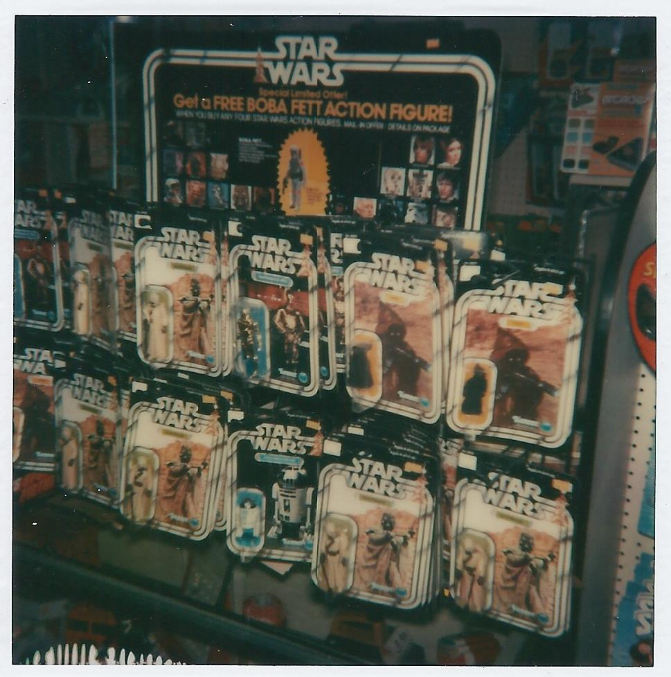 Star Wars Vintage Toys : Sw kennercollector vintage star wars toy store photo