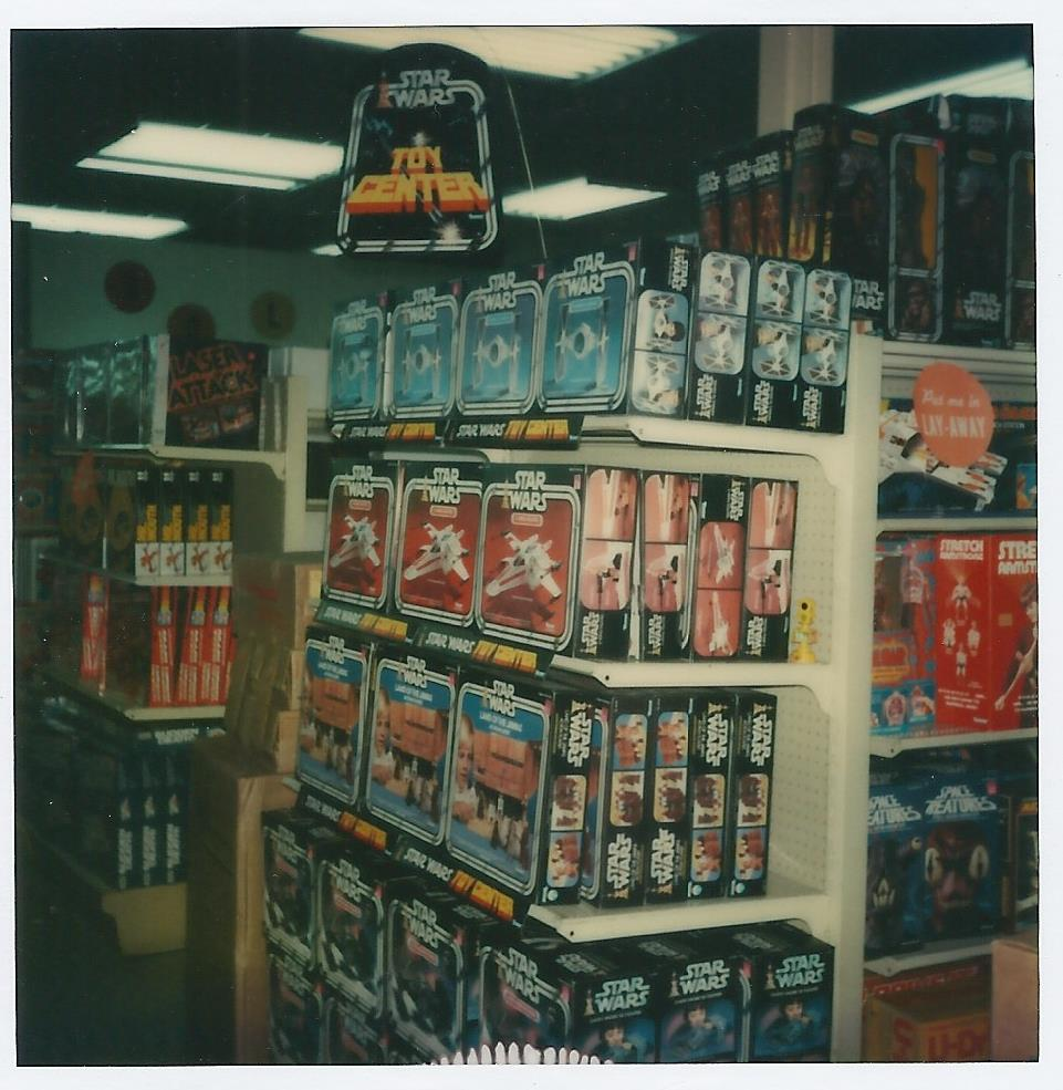 SW2 KennerCollector.com Vintage Star Wars Toy Store Photo