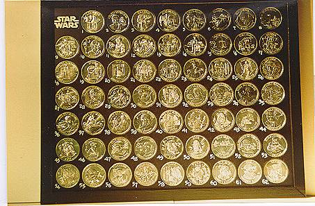 Kenner Collector Steve Denny Interview Star Wars Boba Fisher Coin Frame
