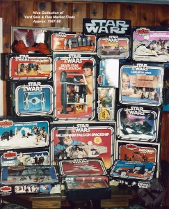 Kenner Collector Steve Denny Interview Star Wars Collection
