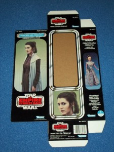 Kenner Collector Steve Denny Interview Star Wars Leia Bespin Box