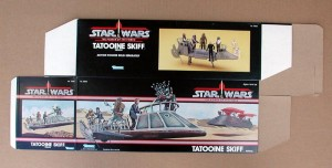 Kenner Collector Steve Denny Interview Star Wars POTF Skiff Flat