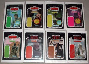 Kenner Collector Steve Denny Interview Star Wars Prototype Proof Cards