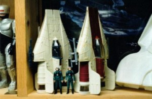 Kenner Collector Steve Denny Star Wars Prototype A-wings