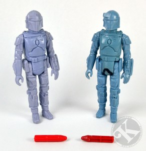 Kenner Collector Steve Denny Star Wars Rocket Firing Boba Fetts