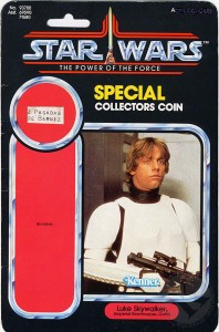 Kenner Collector Steve Denny Interview Star Wars Power of the Force Prototype Proof Card