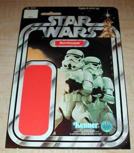 Kenner Collector Steve Denny Interview Star Wars Prototype Proof Cards 07