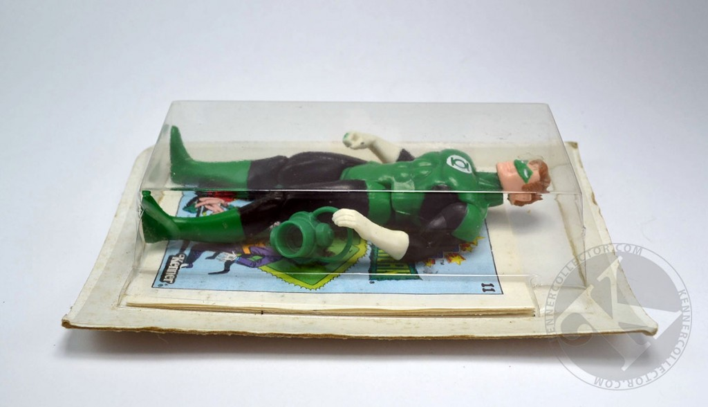 Kenner Super Powers Green Lantern Bubble Mock-up