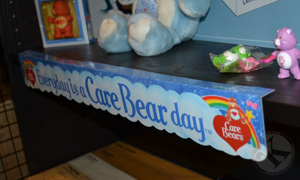 Kenner Care Bears Shelf Talker