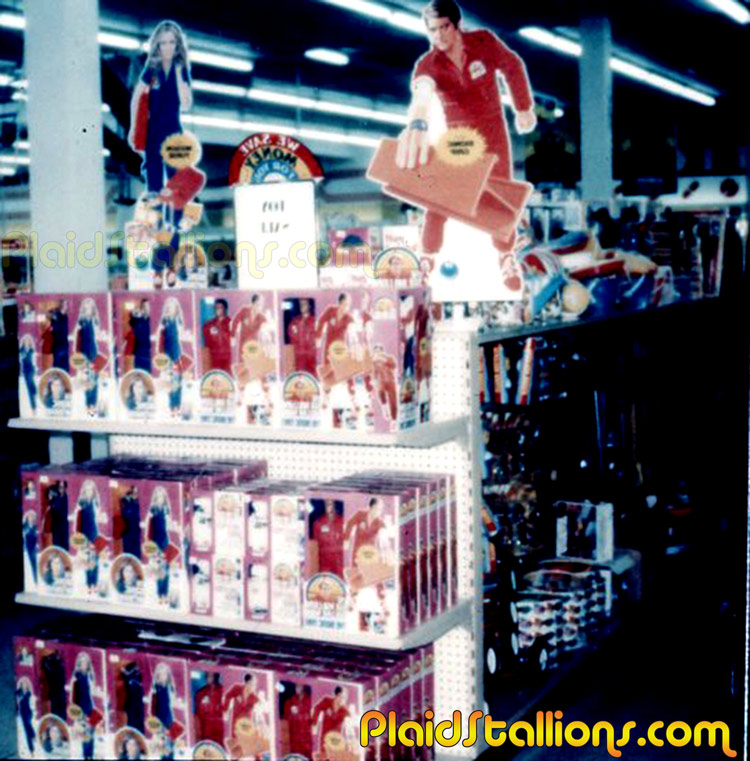 Kennercollector Plaidstallions Store Stock Photo