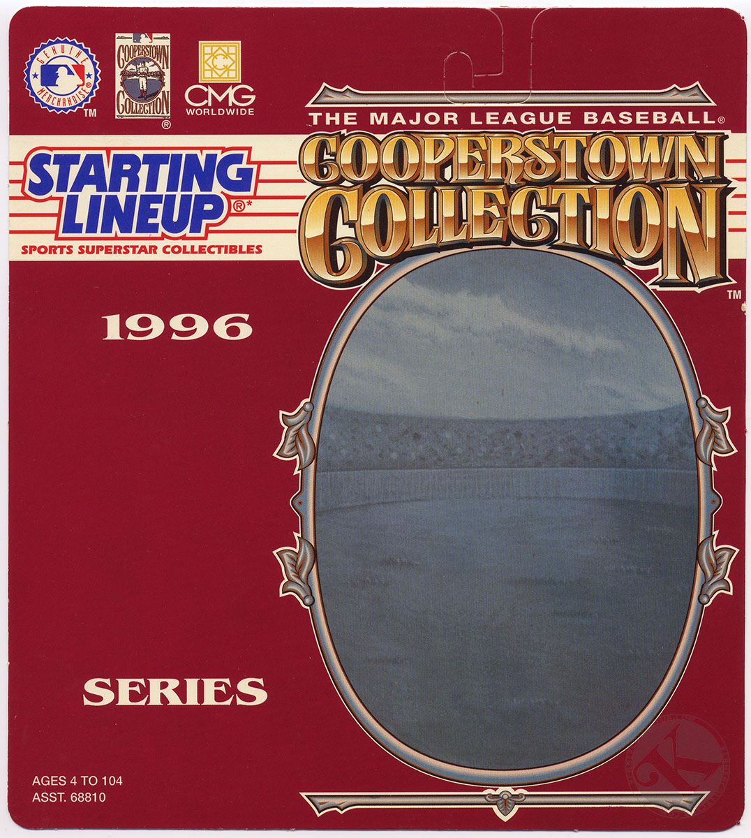 Kenner Starting Lineup 1996 MLB Cooperstown Collection