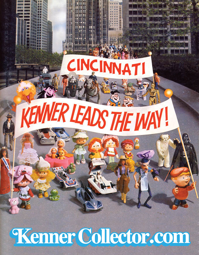 Kenner Collector Pre-Toy Fair Cincinnati
